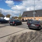 Parkplatz Aldi