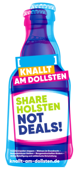 Share Holsten - Not Deals!